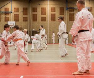 Judo toernooi