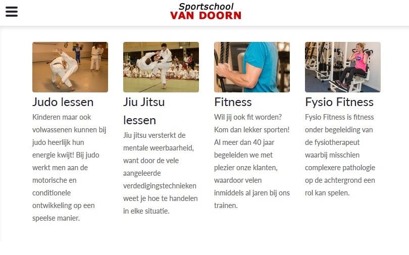 Sportschool van Doorn